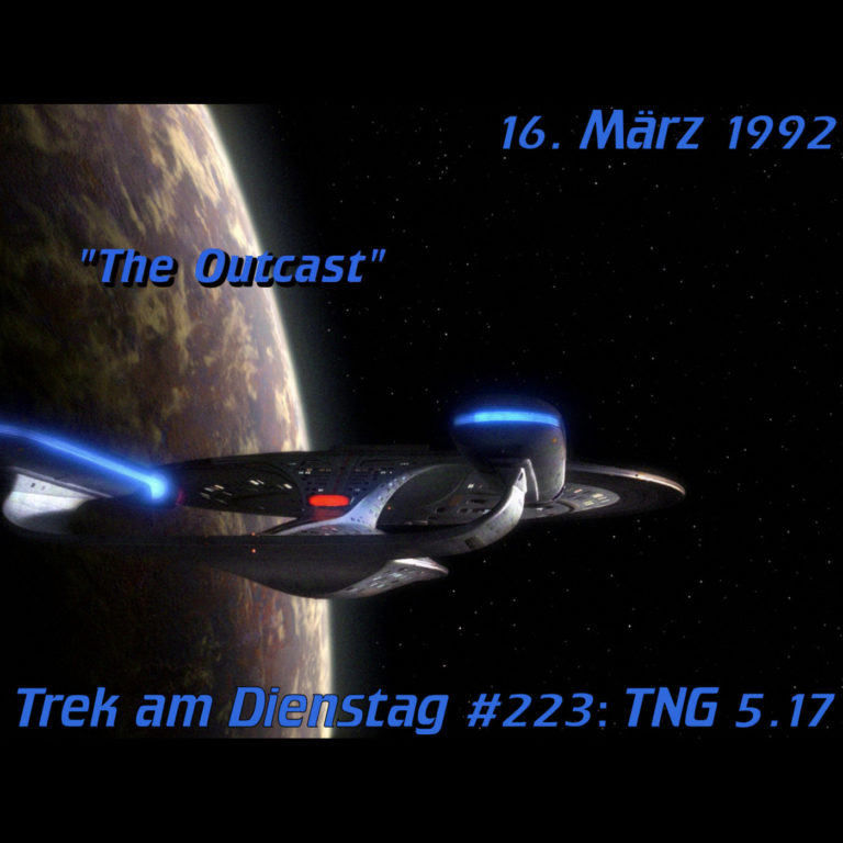 #223: The Outcast (TNG 5.17)